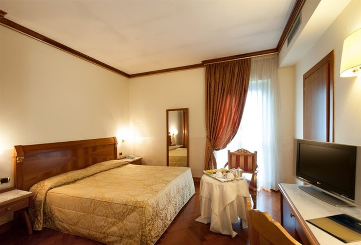 Doppelzimmer marconi hotel mailand