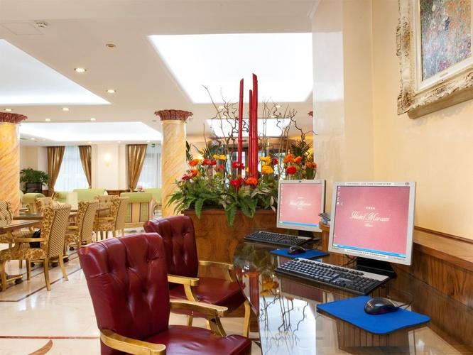 Medienzentrum marconi hotel mailand